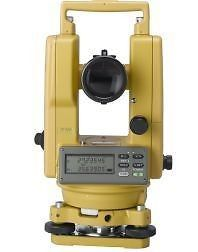 Topcon DT-209L Electronic Digital Theodolite High Precision Surverying instrument